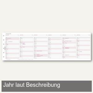 Chronoplan Zeitplaner Jahresplan Mini, DIN A7, 50636