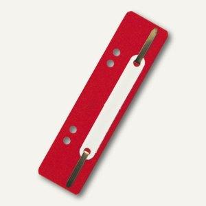 Brause Heftstreifen PP, rot, 25 Stück, 426003B