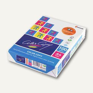 mondi ColorCopy Farbkopierpapier, DIN A4, 100g/m², 500 Blatt, 2381010051