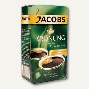 Jacobs Kaffee Krönung, gemahlen, 500 g, 403052
