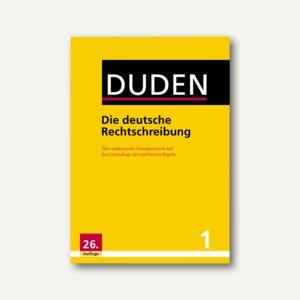 Band 1 - Die Deutsche Rechtschreibung
