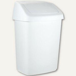 Artikelbild: Abfallsammler mit Schwingdeckel