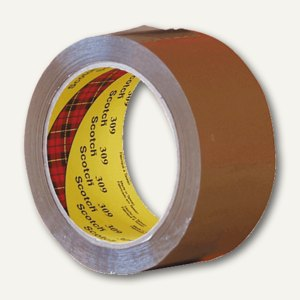 Scotch Packband 309 BOPP, 38 mm x 66 m, braun, 1 Rolle, 309B3866
