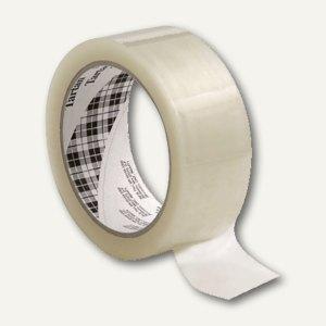 Tartan Packband 369 BOPP, 50 mm x 66 m, transparent, 369T5066