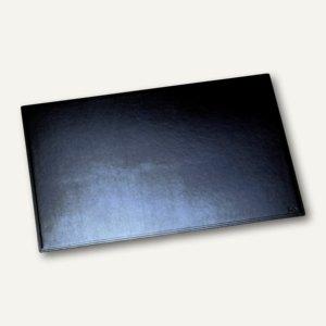 """Läufer """"Monza"""" Schreibunterlage aus Lederfaserstoff, 65 x 45 cm, schwarz, 37456"""