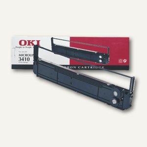 OKI Farbband Nylon ML3410, schwarz, 09002308
