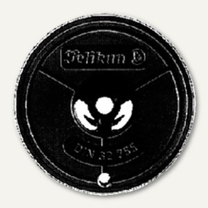 Farbband Gr.1 Triumph-Adler Seide schwarz