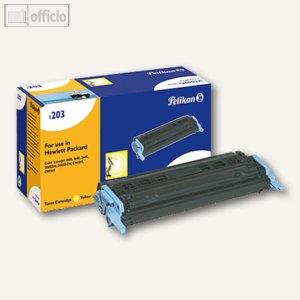 Pelikan Toner 1203, kompatibel zu HP Q6002A, gelb, 2000 Seiten, 629432