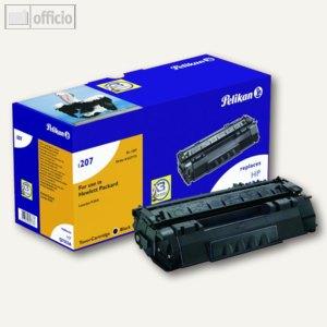 Pelikan Toner 1207, kompatibel zu HP Q7533A, schwarz, 3000 Seiten, 627773