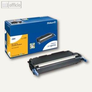 Pelikan Toner für HP Q6471A, cyan, 4000 Seiten, 629456