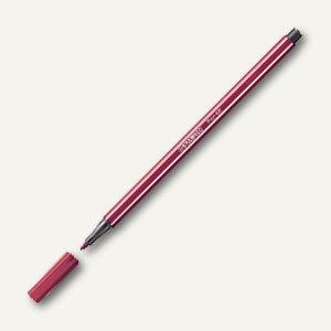 STABILO pen 68, Fasermaler, Tinte auf Wasserbasis, purpur, 68/19