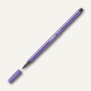 STABILO pen 68, Fasermaler, Tinte auf Wasserbasis, violett, 68/55