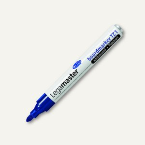 Legamaster Boardmarker TZ 1, Rundspitze: 1.5-3 mm, blau, 7-110003