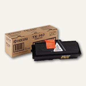 Kyocera Lasertoner für FS1100, schwarz, TK140