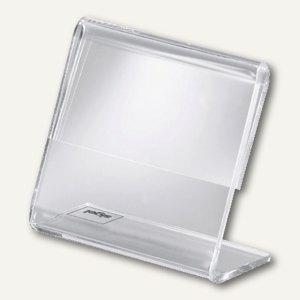 Sigel Info-/Preisaufsteller A9 quer, 52 x 37mm, Acryl glasklar, 10 Stück, PA105