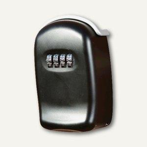 Phoenix Schlüsselbox KS1 mit Zahlenschloss & Magnethaken, 100 x 65 x 35 mm, KS1