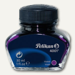 Pelikan Tinte 4001, 30 ml, violett, 311886