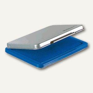 Pelikan Stempelkissen 1, 9 x 16 cm, Metall, blau, 331124