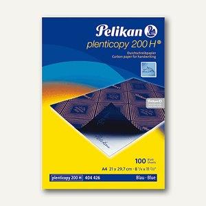Pelikan Durchschreibpapier Plenticopy 200, DIN A4, 10 Blatt, 434738