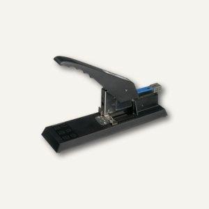 Blockhefter skre-block 18, 150 Blatt, 60 mm Einlegetiefe, schwarz, Kunststoff, 2