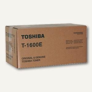 Toshiba Toner schwarz - 5.000 Seiten, 2 Stück, T1600E