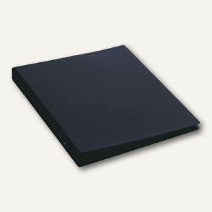 Hetzel Präsentationsringbuch DIN A3 hoch, 4-Ringe Ø 30mm, schwarz, 11256491