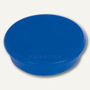 Franken Kraftmagnet, rund - Ø 38 mm, Haftkraft 2.500g, blau, HMS36 03
