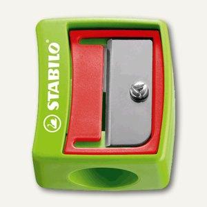 STABILO Tone Spezialspitzer, für extradicke Blei- und Farbstifte, 4548/12