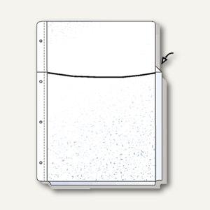 Artikelbild: Prospekthüllen Faltentasche f. DIN A4