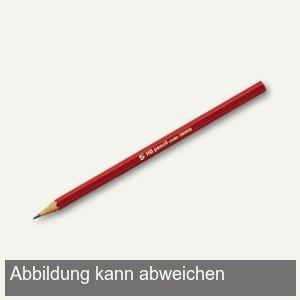 officio Bleistift, lackiert, ohne Radierer, Härte: HB
