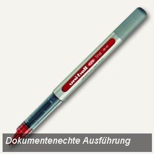uni-ball Tintenroller eye fine, Strich 0.5 mm, rot, UB-157 R