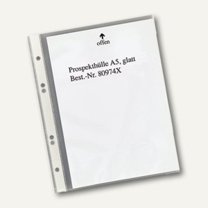 Prospekthüllen DIN A5