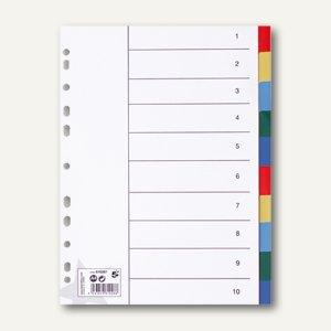 Artikelbild: Register blanko DIN A4