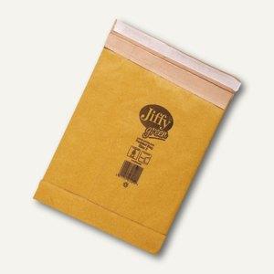 Jiffy Papierpolster-Versandtasche Nr. 2, 210 x 280 mm, 10er Pack, 413327