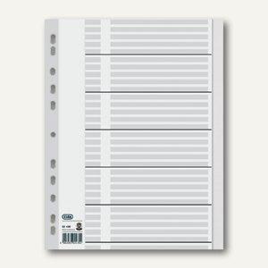 Elba Register DIN A4, blanko, 31 Blatt, 400011408