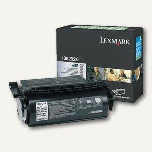 Lexmark Toner Laserdrucker S1250/1650/2450, 7500 Seiten, 1382920