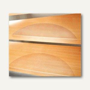 Stufenmatten, 22 x 64 cm, transparent, Polycarbonat, 15 Stück, FC122264SSPT15