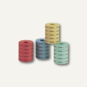 Herlitz Getränkemarken, nummeriert, einfarbig, 5 x 1.000 Stück, 791780