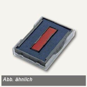Trodat Ersatzstempelkissen für 4850, blau/rot, 6/4850/2