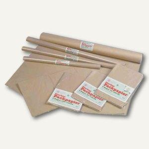 Ursus Packpapier auf Rolle, 1.000 mm x 5 m, Recyclingpapier, braun, 4198971