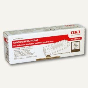 OKI Lasertoner, schwarz, für C5850/C5950, 43865724