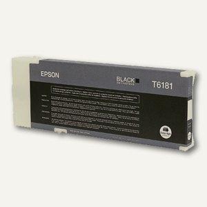 Epson Tintenpatrone T6181, extra high capacity, schwarz, C13T618100