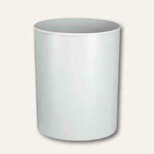 HAN Papierkorb 20 Liter, Polystyrol, flammhemmend, lichtgrau, 1818-F-11