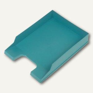Helit Briefkorb, für DIN A4 bis DIN C4, grün, 6 Stück, H61015.52
