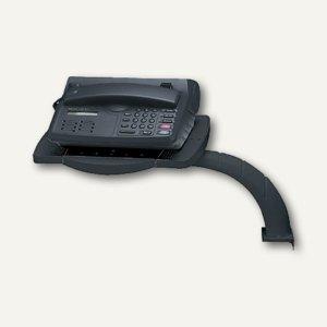 MAUL Telefon-Schwenkarm, m. Multifunktions-Platte, schwarz, 8304290