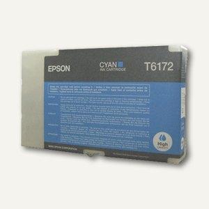 Epson Tintenpatrone high capacity, cyan, für Epson Stylus B-500DN, C13T617200
