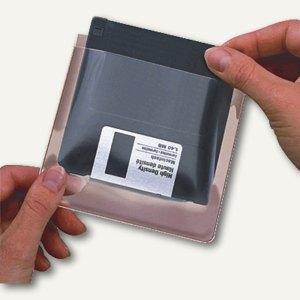 Diskettentasche für 3.5 Diskette ohne Verschluss