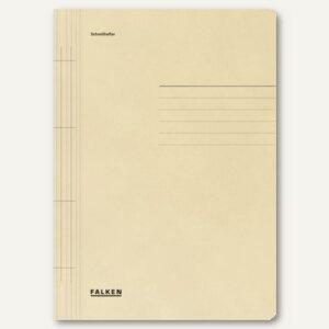 Falken Schnellhefter DIN A4, Karton, beige, 80000458