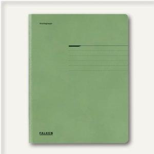 Falken Einschlagmappe DIN A4, grün, 80004161