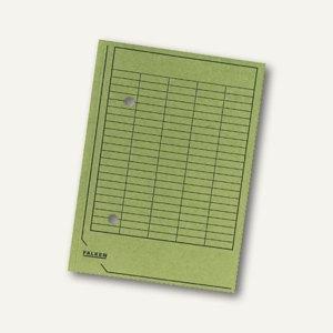 Falken Umlaufmappe DIN A4, grün, 80004195